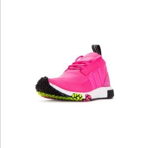 ADIDAS NMD RACER PK - SO PINK Size 5 Mens 7 Women
